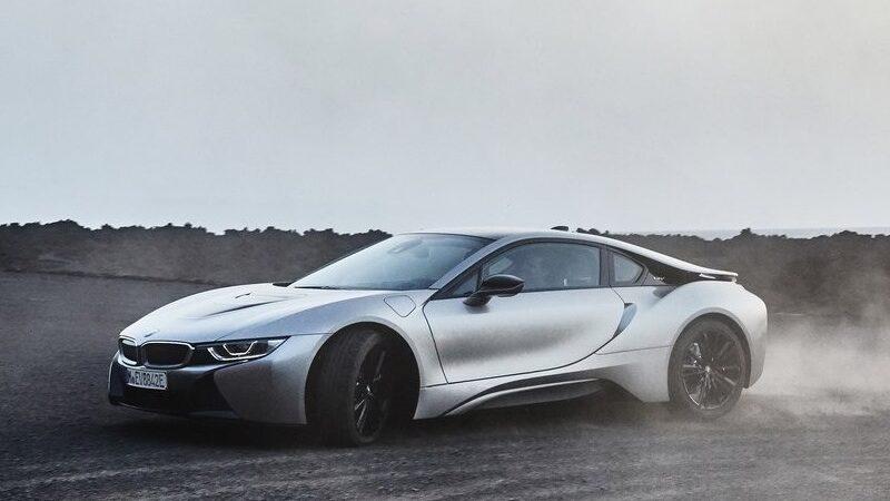 BMW I8 выходит в отставку