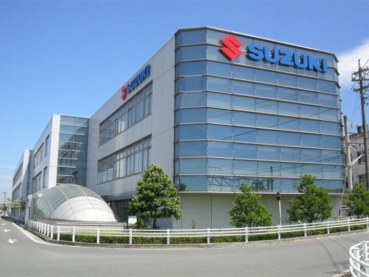 Корпорация Suzuki отпраздновала столетие