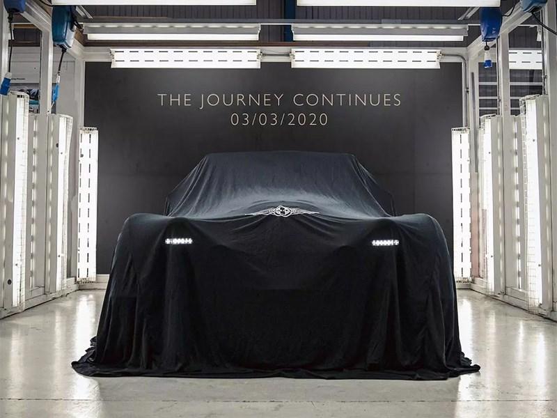 Компания Morgan собирается представить новый спорткар