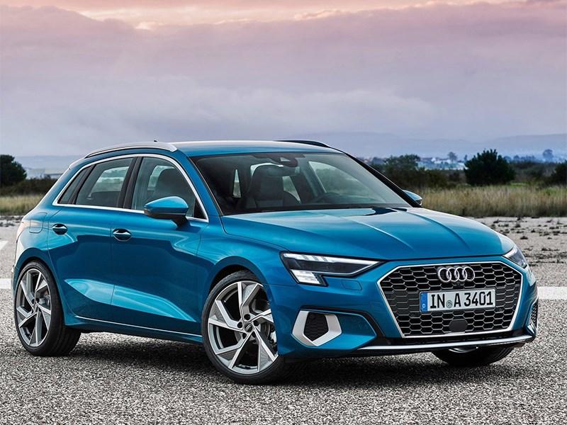 Представлена новая Audi A3