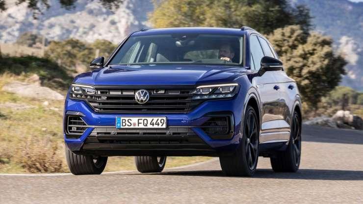 Volkswagen, наконец, имеет достаточно внедорожников