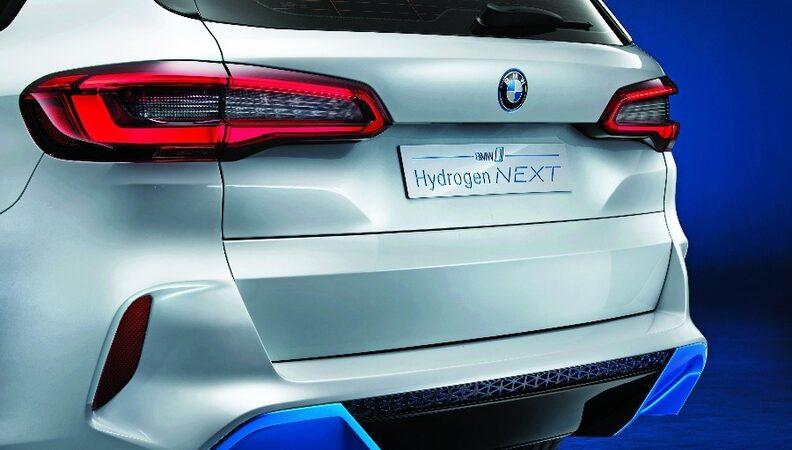 Топливные элементы могут играть большую роль для BMW