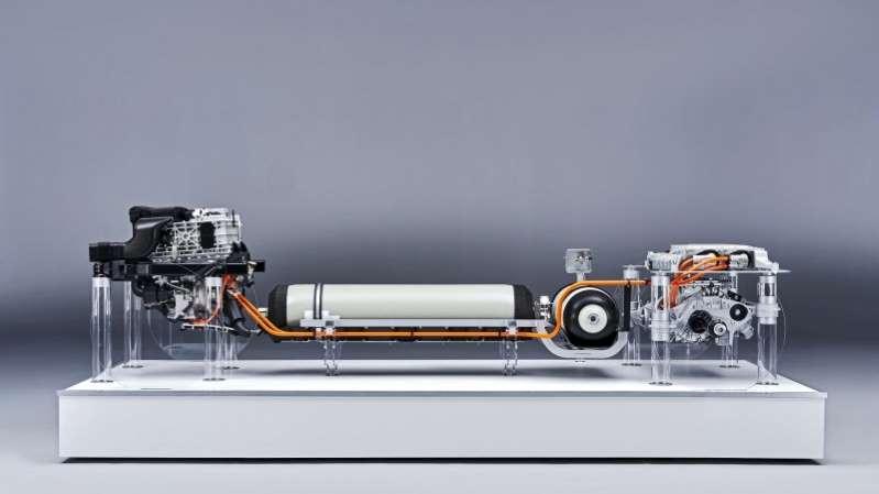 BMW рассказывает о водородной технологии следующего поколения