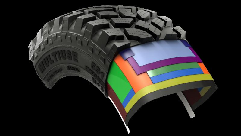 Компания Alliance представила шины в новом размере 585