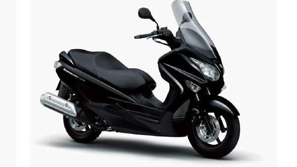 Представлен новый 2020 Suzuki Burgman 200