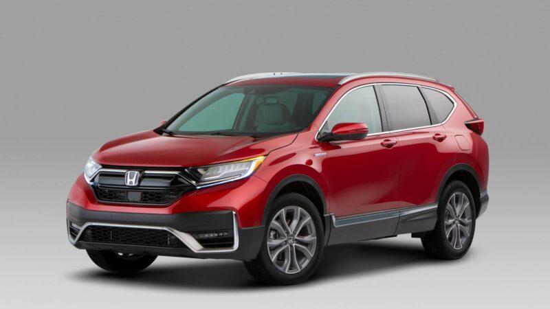 Honda CR-V 2020 Hybrid указывает на будущее CR-V