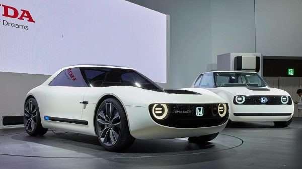 Honda и General Motors совместно разрабатывают два новых электромобиля