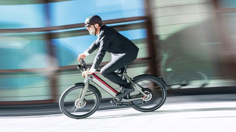 Как очистить свой велосипед или скутер?