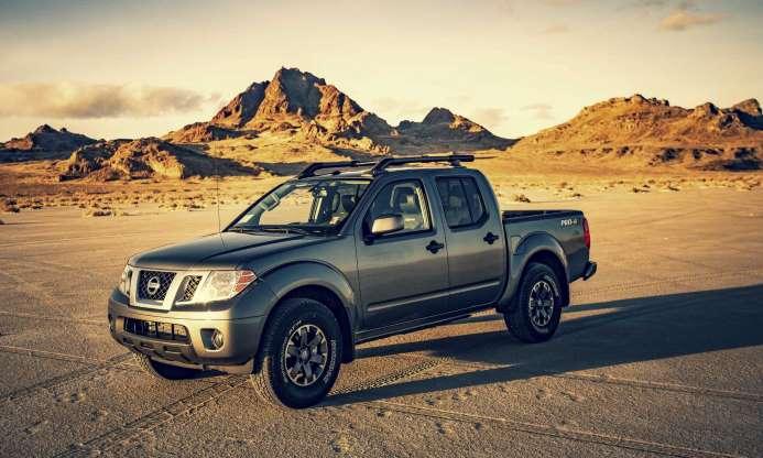 Nissan Frontier 2020: первый взгляд