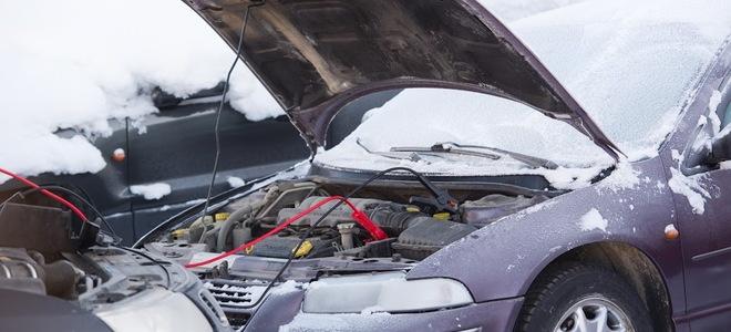 Как запустить холодный двигатель?
