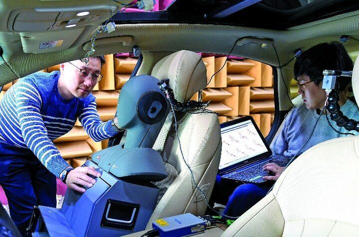 Hyundai усовершенствует систему шумоподавления