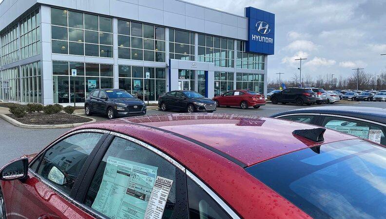 Hyundai окажет дилерам финансовую помощь