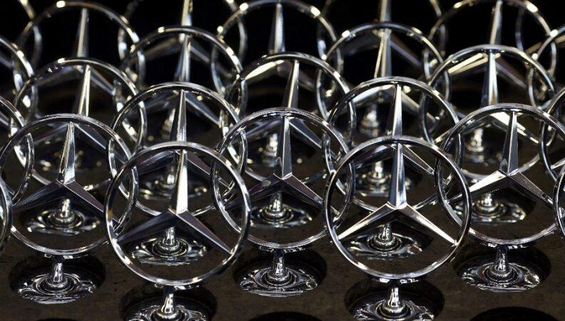 Daimler останавливает большую часть производства Mercedes в Европе
