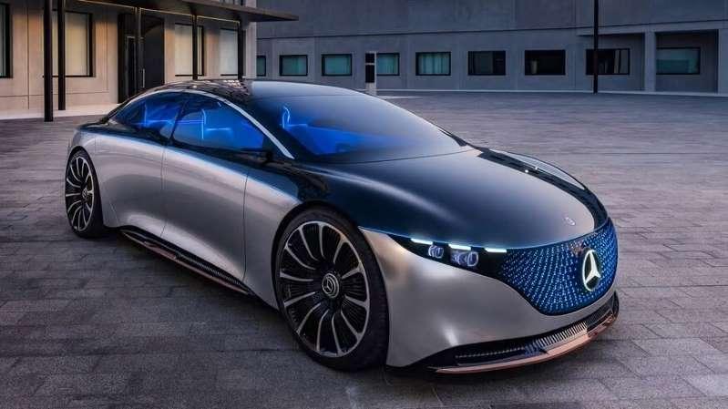 Mercedes-AMG, по сообщениям, делает высокопроизводительный эквалайзер для борьбы с Tesla Model S