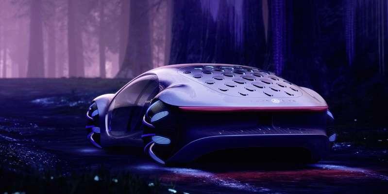 Mercedes работает над технологией органических аккумуляторов