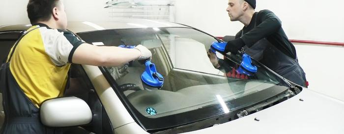 Как заменить автомобильные окна?