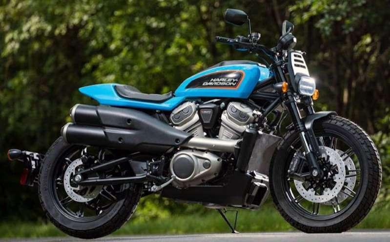 У Harley-Davidson могут появиться два новых велосипеда