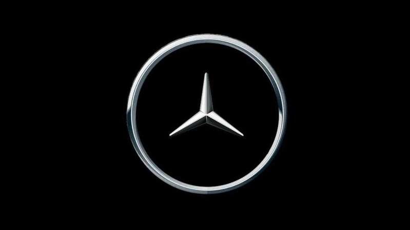 Mercedes обновляет логотип, чтобы способствовать социальному дистанцированию
