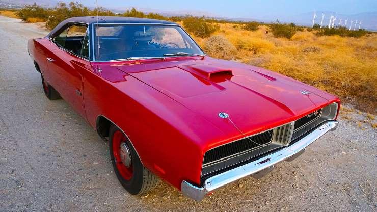 Этот выживший является самым оригинальным зарядным устройством Dodge Hemi 1969 года в мире.