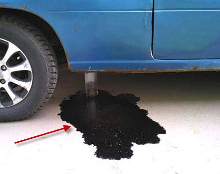 В дороге пробило бензобак — что делать?