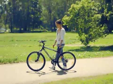 Как научиться ездить на велосипеде как взрослый?
