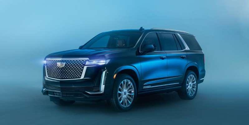 2021 Cadillac Escalade будет снижение экономии топлива на шоссе