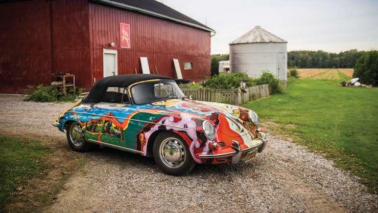 Классические Porsche, которые стоят больше, чем ваш дом (1 часть)