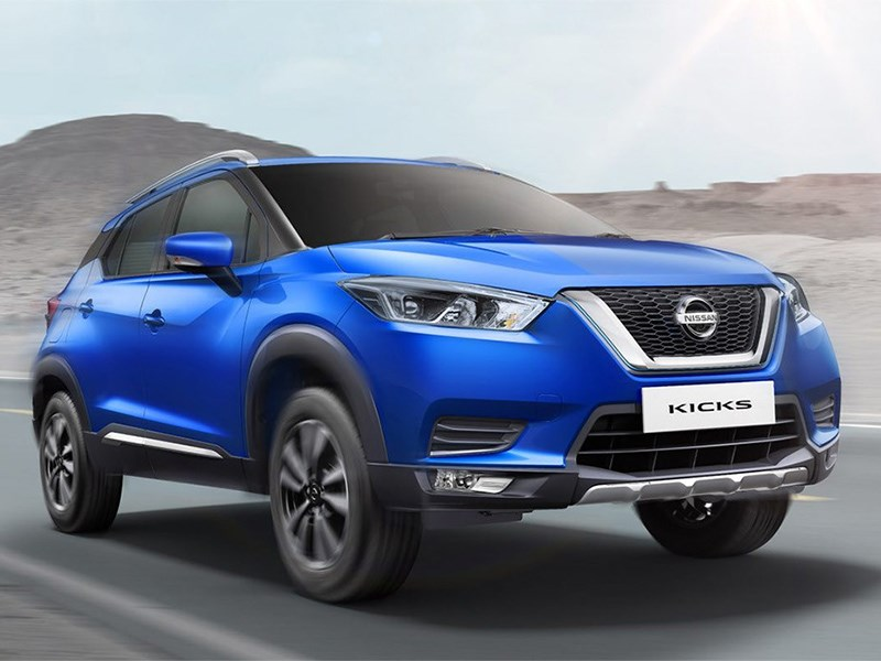 Кроссовер Nissan Kicks получил турбомотор от Renault Arkana