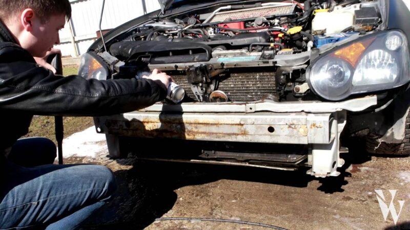 Как часто ваш автомобиль должен получать промывку радиатора?