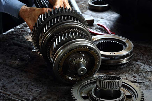 Как ремонтировать трансмиссию?