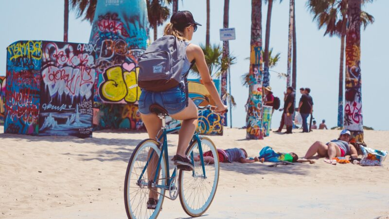 Катание на велосипеде летом: 10 советов
