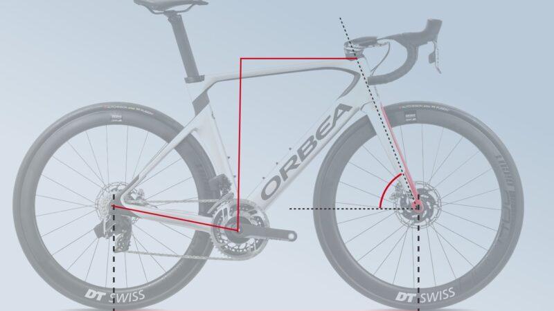 Геометрия велосипеда: на что влияют параметры?