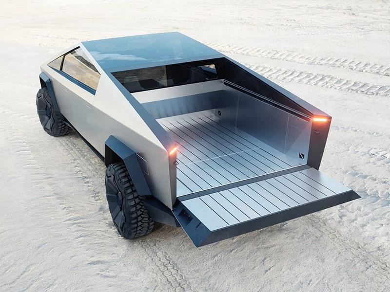 Пикап Tesla Cybertruck станет музейным экспонатом