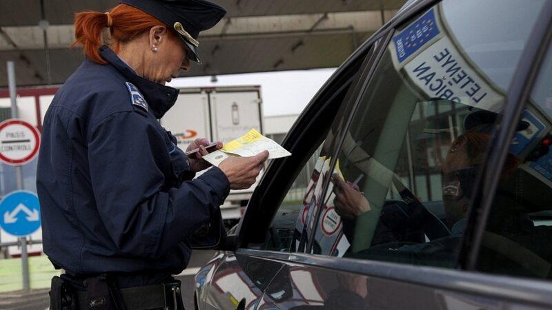 Какие документы необходимы для пересечения границы на автомобиле?