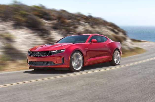 Прошлое, настоящее и будущее: Chevrolet Camaro(1 часть)