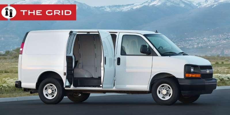 GM построит электрический фургон