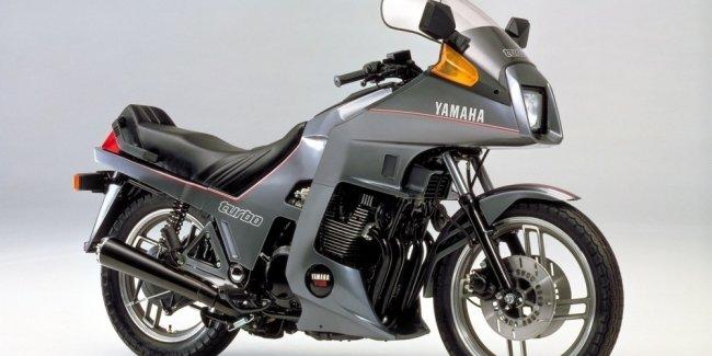 Yamaha возвращает турбо мотоциклы
