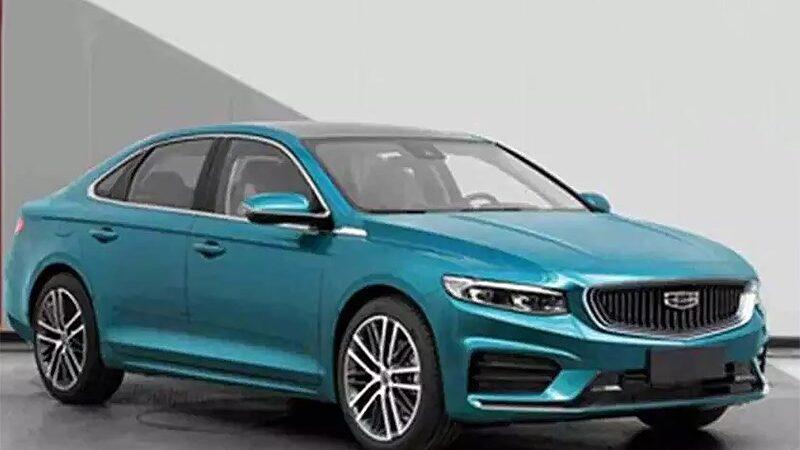 Раскрыт дизайн нового седана Geely, который будет построен на платформе Volvo