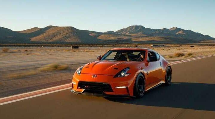 Все, что мы думаем, мы знаем о 2022 Nissan Z