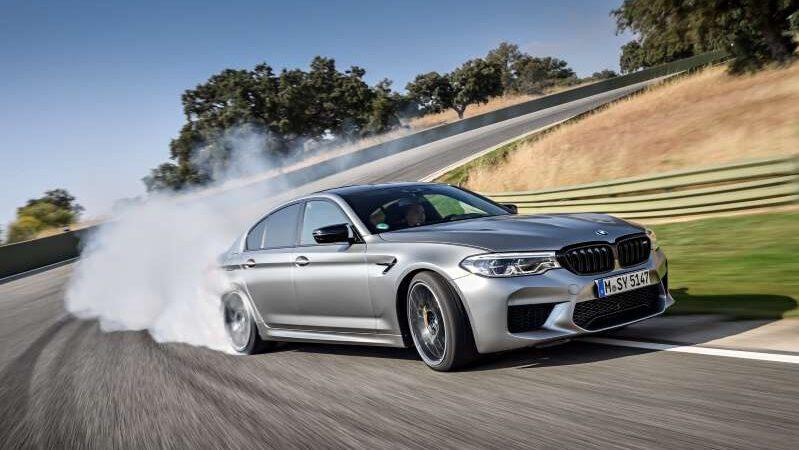 BMW M5 следующего поколения может идти исключительно электрическим