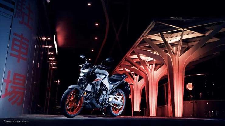 2020 Yamaha MT-03: все, что мы знаем