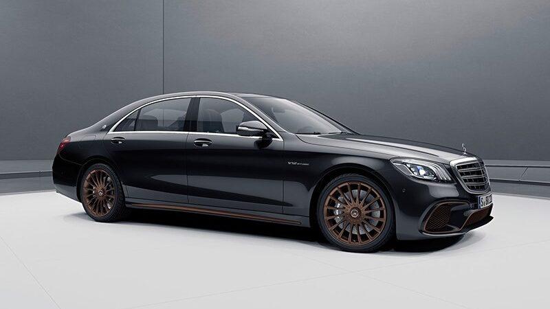 Новый Mercedes S-Class сохранит двигатель V12