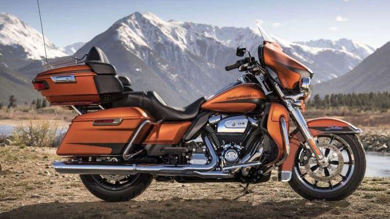 Самобалансирующийся Harley-Davidson?