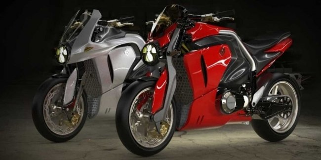 Soriano Motori выпустили первый электроцикл