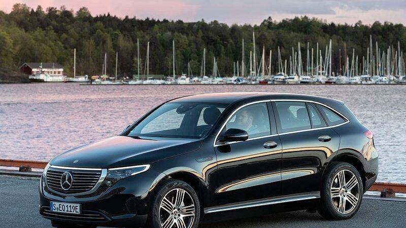 Электрический Mercedes нацелился на рекорд