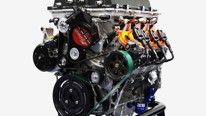 Американцы создали мотор такой же мощности, как у Bugatti Veyron Super Sport