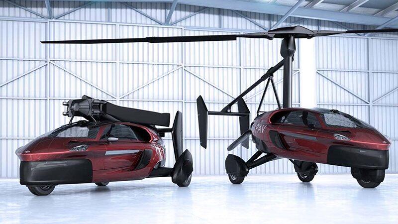 В США разрешили автомобилям летать