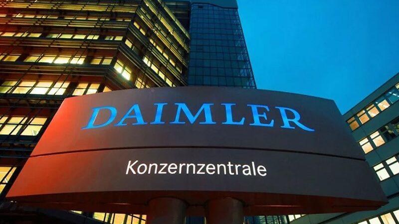 Daimler пошел по пути Volkswagen — теряет деньги на штрафах