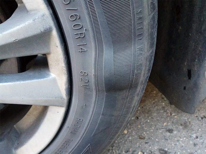Грыжа на колесе — откуда и как отражается на безопасности движения?