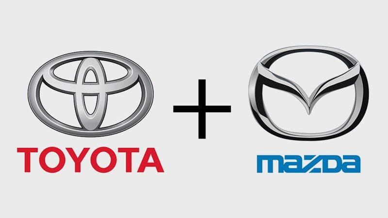 Toyota и Mazda вложат $2,3 млрд в новый совместный завод
